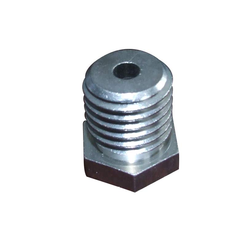High Performance Precision Stainless And Copper CNC Spare Parts For Textile Machine With Milling Grinding