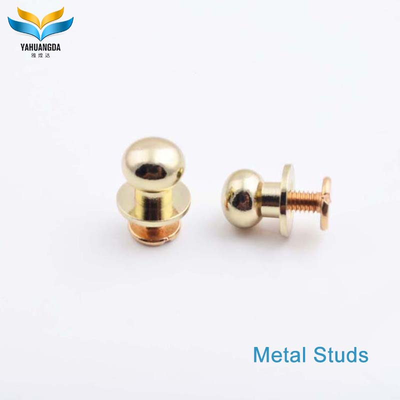 fashion rivet metal jeans button studs