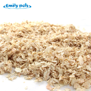 High quality dust free pet bedding wood shaving