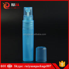 white purple pink yellow blue plastic fragrance perfume spray bottle 5ml 10ml 15ml manufacturers