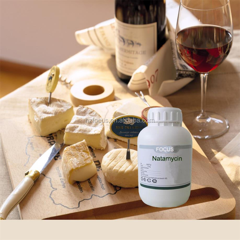 Natamycin is currently approved by the FDA for use on the surface of cuts and slices of cheese