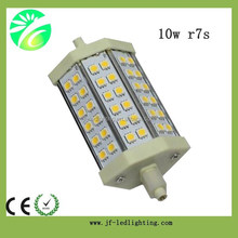 Factory LED R7s CRI>80 118mm led r7s 10W 15W 20w