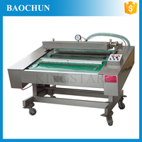 DZ1000 2015 new product vacuum packing machine meat