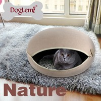 Trade Assurance Quality Cute Cat Bed Luxury Cat Beds and Heated Cat Beds