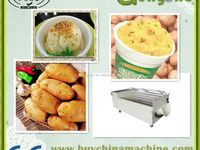 industrial mashed potato machine/ mashed potato machine/vegetable mashing machine
