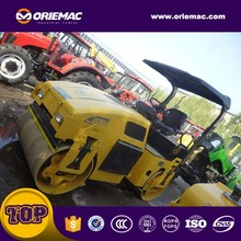 Lutong 3.4ton road construction machinery vibro roller LTC203