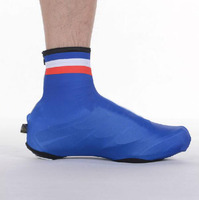 Yellow silicone waterproof cycling shoe cover/non slip overshoes