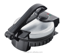 Mini electric stainless steel roti maker