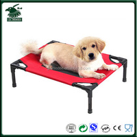 Hot sale professional manufacturer comfortable metal dog bed