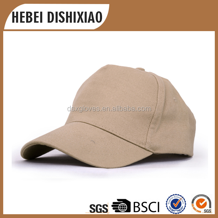 Plain Cap for Promotion 5 Panel Cap No Logo Blank Cap for Sublimation