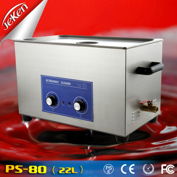 PS-80 22liter Automatic Car/motorcycle/truck Parts Cleaner Ultrasonic,Custom Made, High Quality Automatic Car Parts Cleaner
