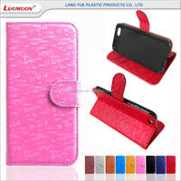 glitter pu leather diamond pattern luxury leather flip cover wallet case for coolpad note 3 modena e501