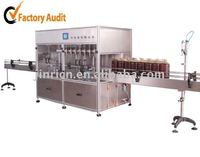Vegetable Oil Filling Machine / Olive Filling Production Line
