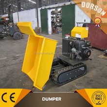 Complete hydrostatic transmission, stable garden dump truck for your option