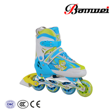 Ningbo hot selling popular exporter best price four wheel skate shoes