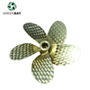 5 Blade Boat Marine Controllable Pitch Propeller