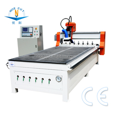 NC-L1325 ATC Wood CNC Router 1325 (Linear Type) ATC 3 Cutters CNC Routers/CNC Engraving Machine With Ball Screw