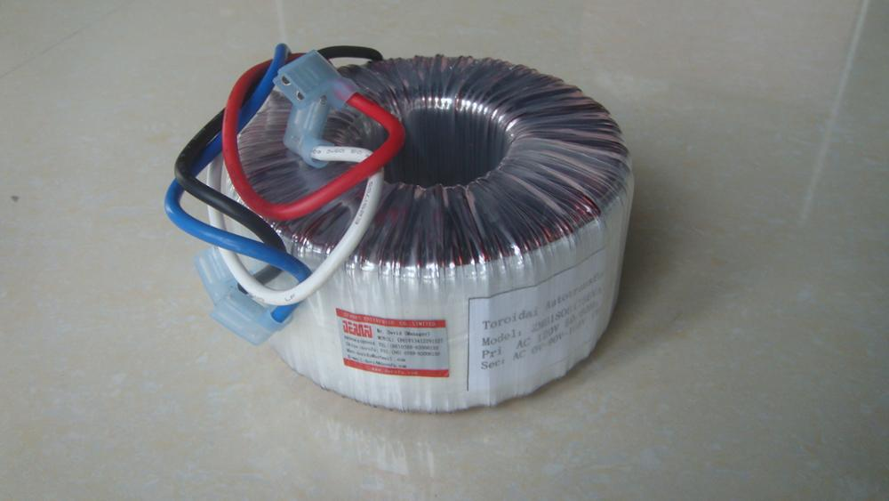 Soalr Power UPS Audio Lighting Wind Power Toroidal Transformer And Inductor