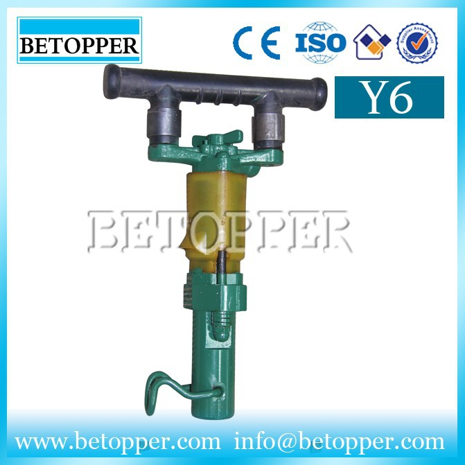 Y6 factory price pneumatic hand held drill