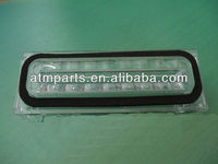 atm machine ATM parts Card Reader BEZEL/LED COVER for Deibold Opteva