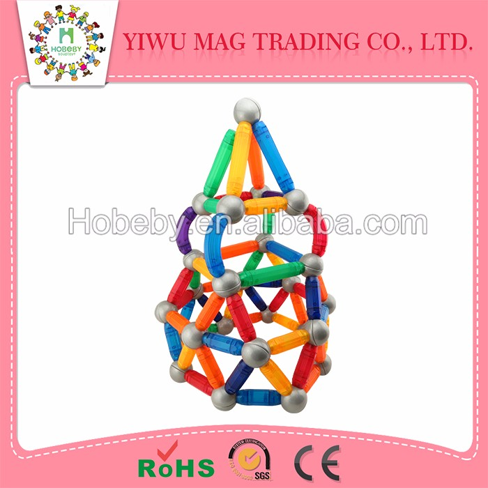 Hot china products wholesale Top Educational kids magnetic magformers block toys and french educational toys