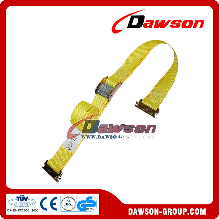 Cam buckle Tie down / Ratchet Buckle Webbing / Cargo Lashing Equipment