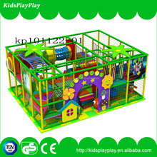 Chinese Only safe and solid manufacture-Dubol indoor playgroundr commercial trampoline