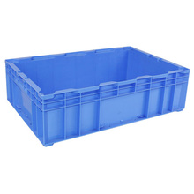 Large PP plastic bin plastic moving box agriculture plastic crate