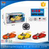 5 Channel 1/18 RC Racing Car For Kids Battery Powered RC Gas Car With EN60825