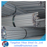 the standard rebar specification