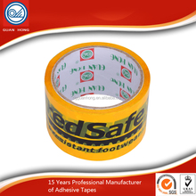 Competitive Price 3 Inch Paper Core Printed Tape With Any Font