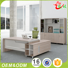 Hot sale high quality lastest design modern office table melamine simple doctors office furniture