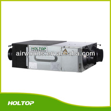 Hotel suspended heat recovery ventilation system, room ventilation