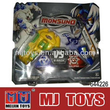 Plastic monsuno toys new kinds of monster toy