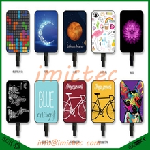 2017 newly selling Ultra-thin Power Bank 5000mAh Cute Portable Charger External Battery Pack For Mobile phone
