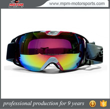 Custom UV Goggles Motorcycle Motocross Dex Ski Goggle