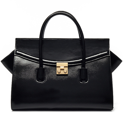 S747-A2896 Guangzhou leather bag factory wholesale women leather bag fashion designer bags