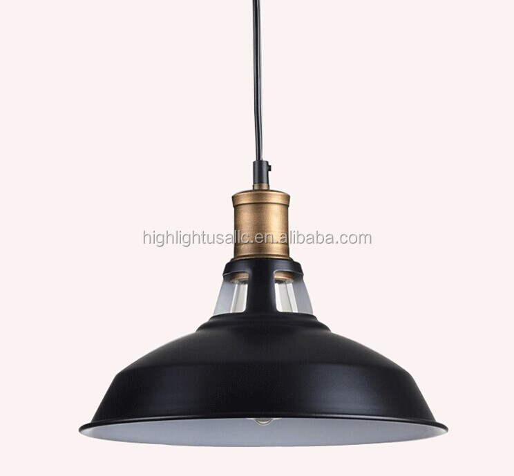 Edison bulb Euro bar dinning room countryside industrial vintage pendan lamp light