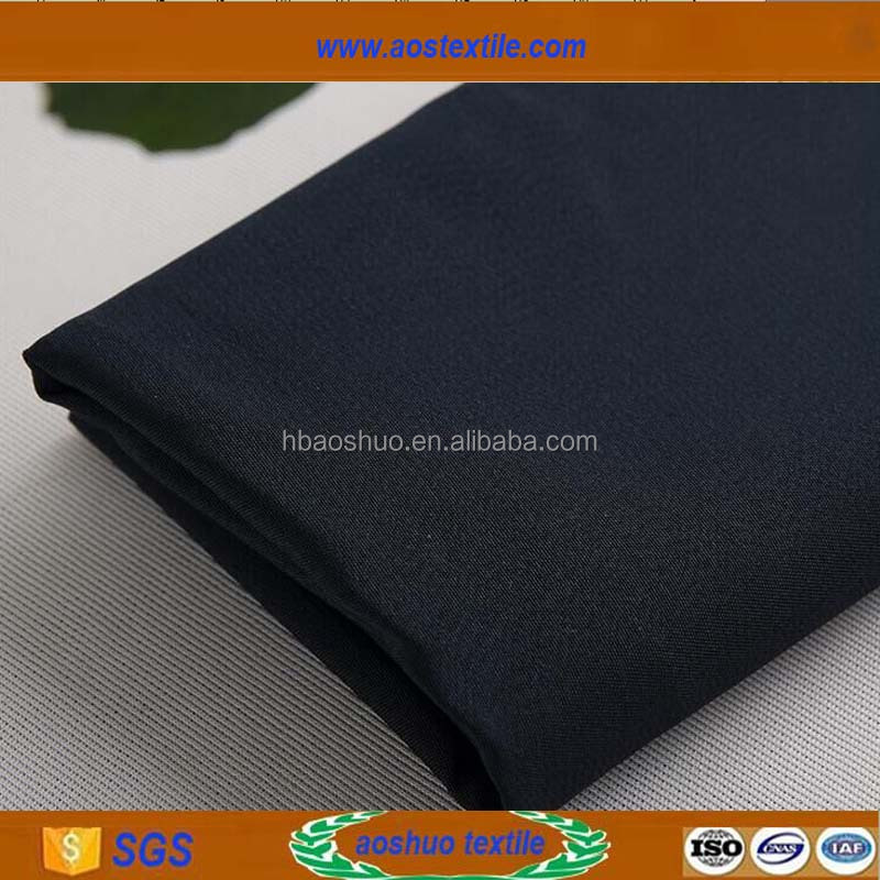 For antistatic fabric thick twill snowflake woolen fabric textile