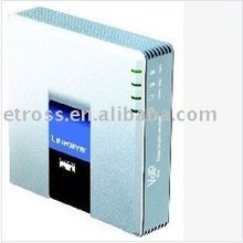 Linksys SPA2102 Phone Adapter with Router VOIP Gateway