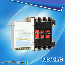 Rated current: 40A-5000A NQ2 Dual Power Automatic Transfer Switch ATS