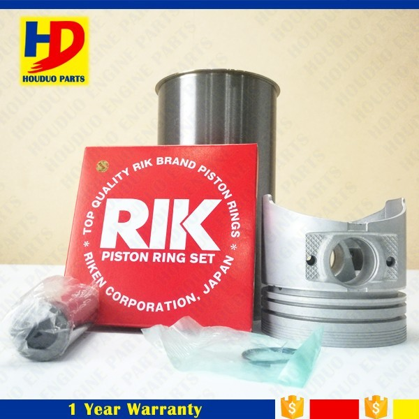 Engine Rik Piston Ring Cylinder Liner Kits