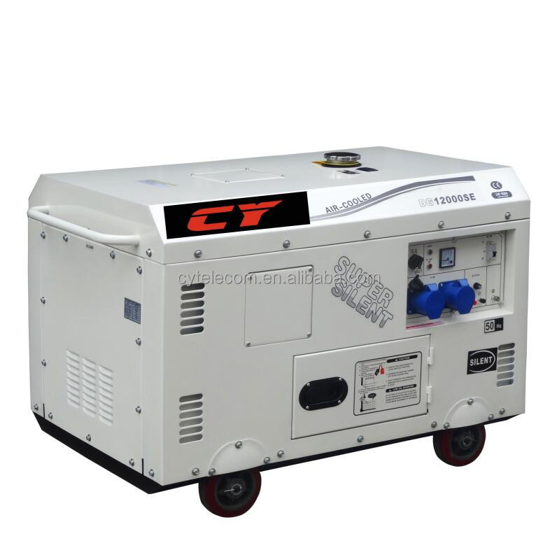 9kw diesel generator battery charger supplier