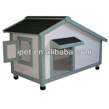 Commercial Wooden dog kennels sale with window DK004