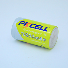Ni-mh Battery 1.2v 10000mAh D Type Rechargeable Battery