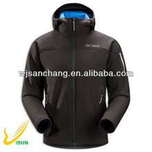 2014 newly waterproof and breathable function polar fleece bonded fabric