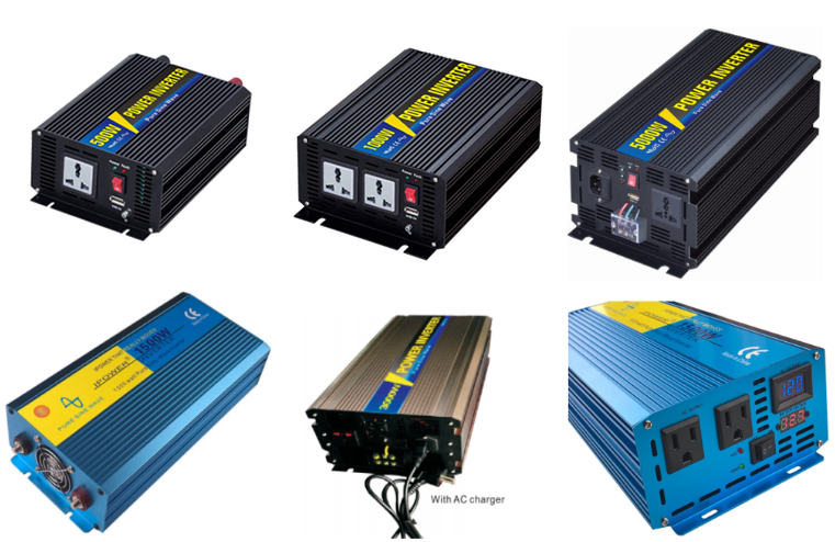 3000watt 12/24Volt DC to 110/120 Volt AC Power Inverter with USB output 12v dc voltage regulator circuit