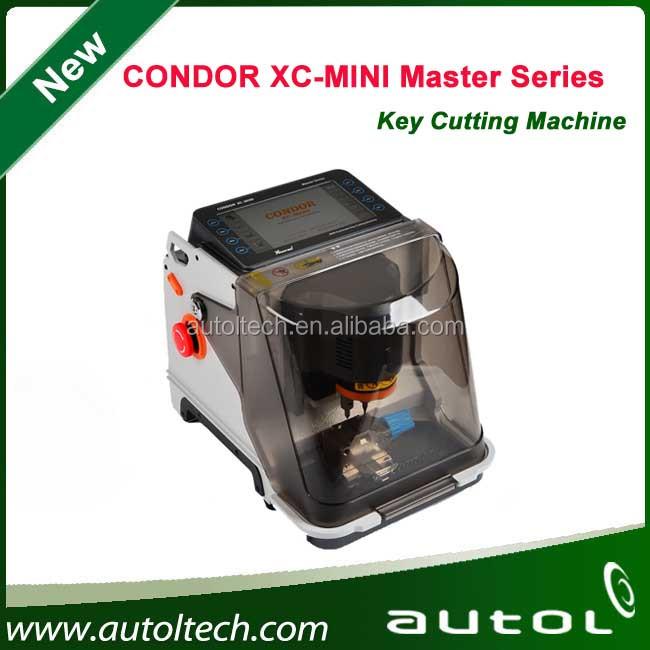 code cutting key machine