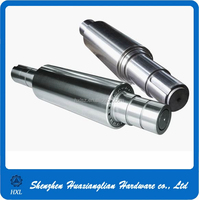 OEM factory machinery forged step shaft
