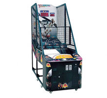 Promotion! arcade style basketball game